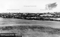 Bwlchtocyn, From The Golf Links c.1955