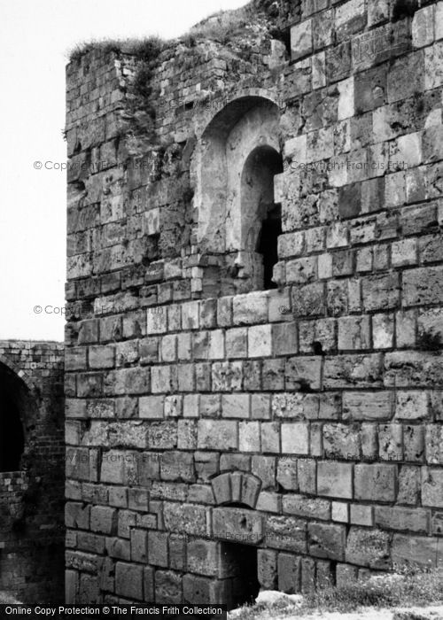 Photo of Byblos, Castle 1965