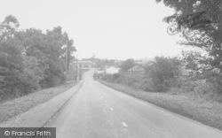 Banbury Road c.1955, Byfield