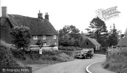 Butterwell Farm c.1955, Byfield