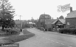 High Street c.1955, Byfield