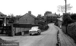 The Village c.1955, Byfield