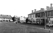 Byfleet, High Road c.1965