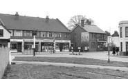 Byfleet, Plough Corner c1955