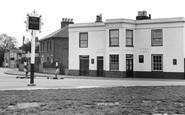 Byfleet, Plough Inn c.1955
