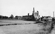 Example photo of Byland Abbey