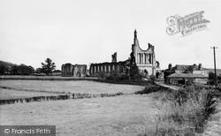 1956, Byland Abbey