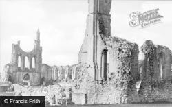 c.1939, Byland Abbey