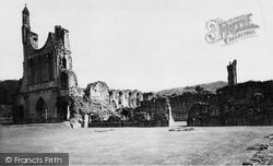 c.1960, Byland Abbey