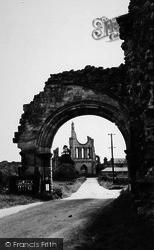 c.1965, Byland Abbey
