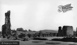The Cloister c.1965, Byland Abbey