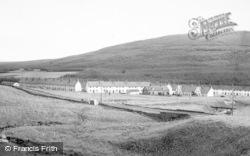 Byrness, Byrness Forestry Village c.1965