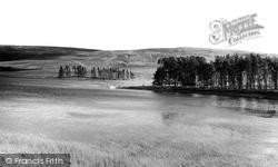 Byrness, Catcleugh Reservoir c.1960