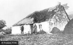 A Cottar House, Balloch c.1900, Cabrach