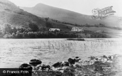 Cadair Idris, And Gwernan Lake c.1955