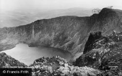 Cadair Idris, And Llyn-Y-Cae c.1900