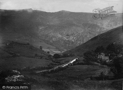 Cadair Idris, c.1900