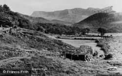 Cadair Idris, From Dolgelley Road c.1900