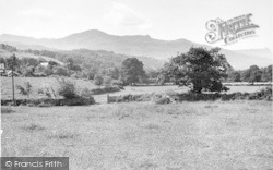 Cadair Idris, From The Bala Road 1955