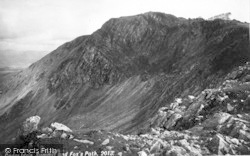 Cadair Idris, Summit And Fox's Path 1955