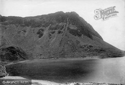 Cadair Idris, The Saddle 1892