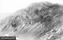 Cadair Idris, The Summit And Fox's Path c.1935