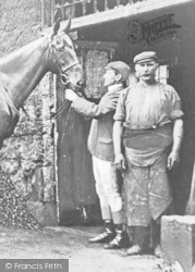 Cadder, The Blacksmith c.1900