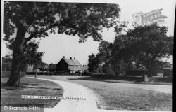 Caddington, Heathfield Road c.1960