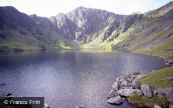 Cader Idris, Craig Cau And Llyn Cau c.1980