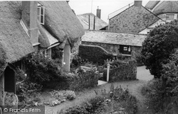 Cadgwith, Old Dolphin Cottage c.1970