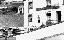 Cadgwith, The Hotel c.1970
