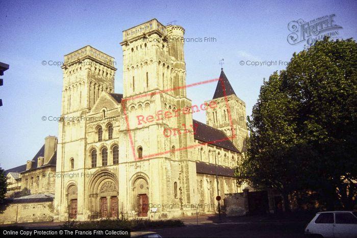 Photo of Caen, Abbey Aux Dames, Queen Matilda's 1984
