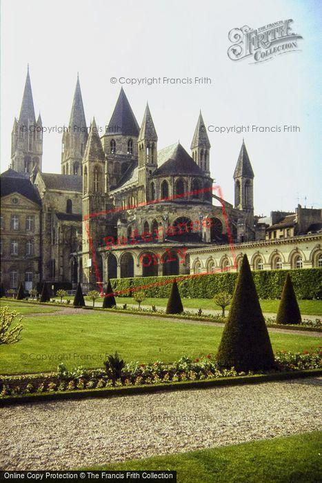 Photo of Caen, Abbey Aux Hommes 1984