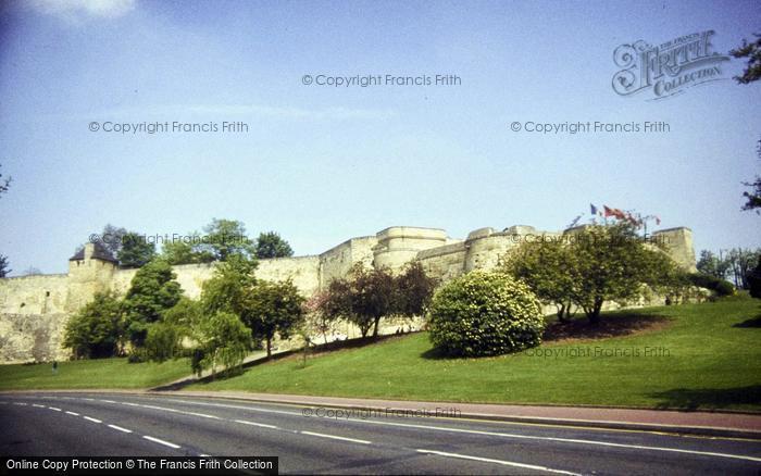 Photo of Caen, The Castle 1984