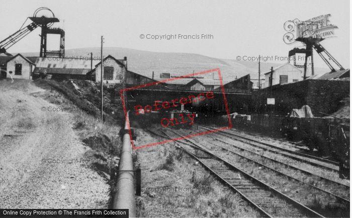 Photo of Caerau, Colliery c.1955