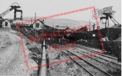 Caerau, Colliery c.1955