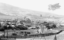 Caerau, General View c.1955