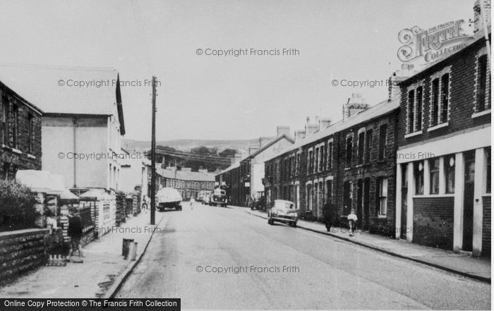 Photo of Caerau, Hermon Road c.1955