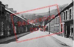 Caerau, Main Road c.1955