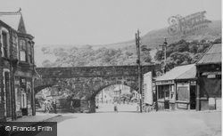 The Bridge c.1955, Caerau