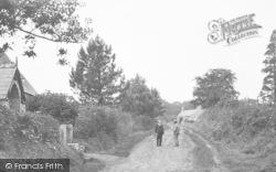 Caerbryn, Cwmcoch 1937