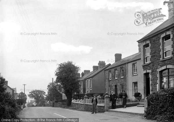 Photo of Caerbryn, The Village 1937