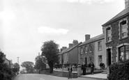 Caerbryn, the Village 1937