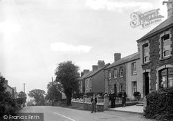 Caerbryn, The Village 1937