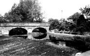 Caergwrle, Bridge c1965