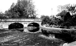 Caergwrle, Bridge c.1965