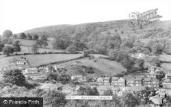 Caergwrle, Bryn Yorkin c.1965