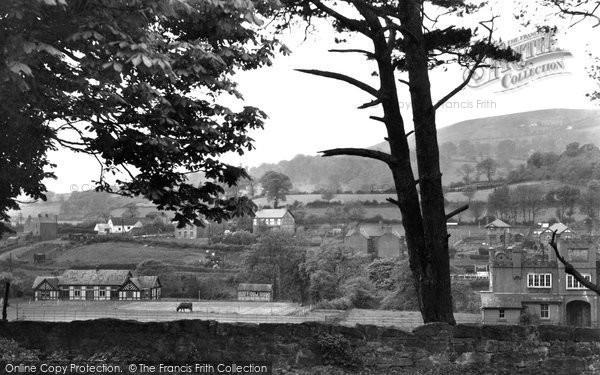 Caergwrle, c1940