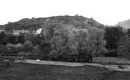 Caergwrle, Castle Hill c1940