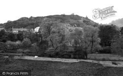 Caergwrle, Castle Hill c.1940